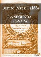 Portada de LA SEGUNDA CASACA (EPISODIOS NACIONALES II