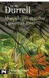 Portada de MURCIÉLAGOS DORADOS Y PALOMAS ROSAS