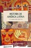 Portada de HISTORIA DE AMERICA LATINA : LOS PAISES ANDINOS DESDE 19 30