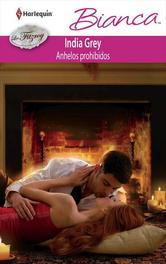 Portada de ANHELOS PROHIBIDOS - EBOOK