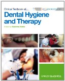 Portada de CLINICAL TEXTBOOK OF DENTAL HYGIENE AND THERAPY