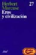 Portada de EROS Y CIVILIZACIÓN