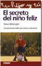 Portada de SECRETO DEL NIÑO FELIZ, EL (EBOOK)
