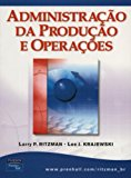 Portada de ADMINISTRAÇÃO DA PRODUÇÃO E OPERAÇÕES (EM PORTUGUESE DO BRASIL)