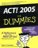 Portada de ACT! X FOR DUMMIES (FOR DUMMIES (COMPUTERS)) (PAPERBACK) - COMMON