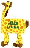 Portada de L'ELIA, LA GIRAFA (LLIBRES DE TELA)