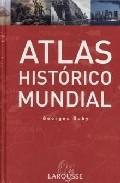 Portada de ATLAS HISTORICO MUNDIAL
