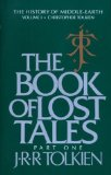Portada de THE BOOK OF LOST TALES PART ONE: 1 (HISTORY OF MIDDLE-EARTH)
