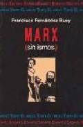 Portada de MARX