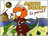 Portada de ANNIE BONNY, LA PIRATA