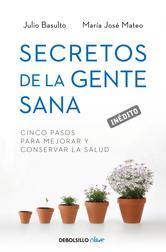 Portada de SECRETOS DE LA GENTE SANA - EBOOK