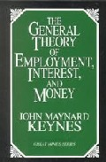 Portada de THE GENERAL THEORY OF EMPLOYMENT, INTEREST, AND MONEY