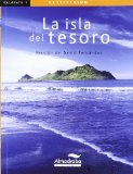 Portada de LA ISLA DEL TESORO  (LECTURA FACIL)