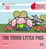 Portada de THE THREE LITTLE PIGS (ONCE UPON A TIME)