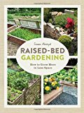 Portada de RAISED-BED GARDENING: HOW TO GROW MORE IN LESS SPACE BY SIMON AKEROYD (2016-02-16)