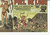 Portada de PIEL DE LOBO NUMERO 63: TRAS LA HUELLA DEL QUEBRANHUESOS