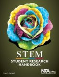 Portada de STEM STUDENT RESEARCH HANDBOOK - PB297X BY DARCI J. HARLAND (2011) PAPERBACK