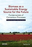 Portada de [(BIOMASS AS A SUSTAINABLE ENERGY SOURCE FOR THE FUTURE : FUNDAMENTALS OF CONVERSION PROCESSES)] [BY (AUTHOR) WIEBREN DE JONG ] PUBLISHED ON (NOVEMBER, 2014)