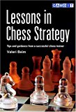Portada de LESSONS IN CHESS STRATEGY BY VALERI BEIM (2003-11-02)