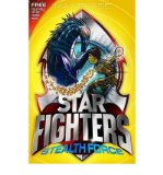 Portada de [( STAR FIGHTERS BUMPER SPECIAL EDITION: STEALTH FORCE )] [BY: MAX CHASE] [OCT-2012]