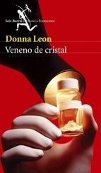 Portada de VENENO DE CRISTAL - EBOOK