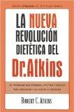 Portada de LA NUEVA REVOLUCION DIETETICA DEL DR ATKINS