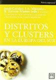 Portada de DISTRITOS Y CLUSTERS EN LA EUROPA DEL SUR