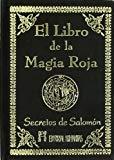 Portada de EL LIBRO DE LA MAGIA ROJA. SECRETOS DE SALOMON