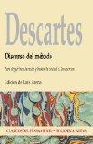 Portada de DISCURSO DEL METODO: PARA DIRIGIR BIEN LA RAZON Y BUSCAR LA VERDAD EN LAS CIENCIAS