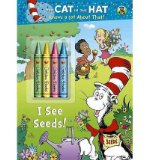 Portada de [( I SEE SEEDS! (DR. SEUSS/CAT IN THE HAT) )] [BY: GOLDEN BOOKS] [AUG-2013]