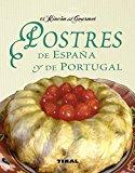 Portada de POSTRES DE ESPAÑA Y PORTUGAL