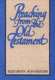 Portada de PREACHING FROM THE OLD TESTAMENT