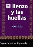 Portada de EL LIENZO Y LAS HUELLAS