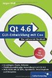 Portada de QT 4.6 - GUI-ENTWICKLUNG MIT C++: DAS UMFASSENDE HANDBUCH