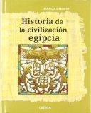 Portada de HISTORIA DE LA CIVILIZACION EGIPCIA