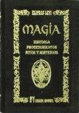Portada de MAGIA: HISTORIA, PROCEDIMIENTOS, RITOS Y MISTERIOS