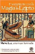 Portada de ENERGIZATE CON LA MAGIA DE EGIPTO