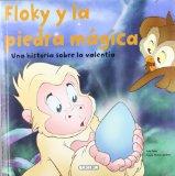 Portada de FLOKY Y LA PIEDRA MAGICA