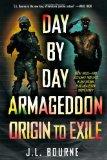 Portada de DAY BY DAY ARMAGEDDON: ORIGIN TO EXILE [BOOKS 1 & 2] BY BOURNE, J. L. (2011) PAPERBACK