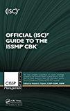 Portada de OFFICIAL (ISC)2 GUIDE TO THE ISSMP CBK
