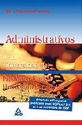 Portada de ADMINISTRATIVOS DE LA UNIVERSIDAD DEL PAIS VASCO-EUSKAL HERRIKO UNIBERTSITATEA. TEST Y SUPUESTOS PRACTICOS