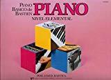 Portada de BASTIEN - METODO NIVEL ELEMENTAL PARA PIANO
