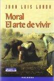Portada de MORAL: EL ARTE DE VIVIR