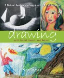 Portada de DRAWING WITH HAND, HEAD, AND HEART: A NATURAL APPROACH TO LEARNING THE ART OF DRAWING