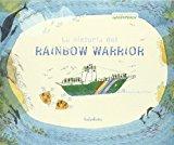Portada de LA HISTORIA DEL RAINBOW WARRIOR