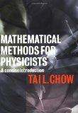 Portada de MATHEMATICAL METHODS FOR PHYSICIST: A CONCISE INTRODUCTION