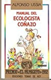 Portada de MANUAL DEL ECOLOGISTA COÑAZO
