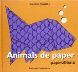 Portada de ANIMALS DE PAPER (PAPIROFLEXIA)