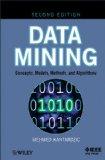 Portada de DATA MINING: CONCEPTS, MODELS, METHODS, AND ALGORITHMS