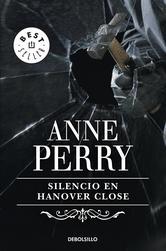 Portada de SILENCIO EN HANOVER CLOSE - EBOOK